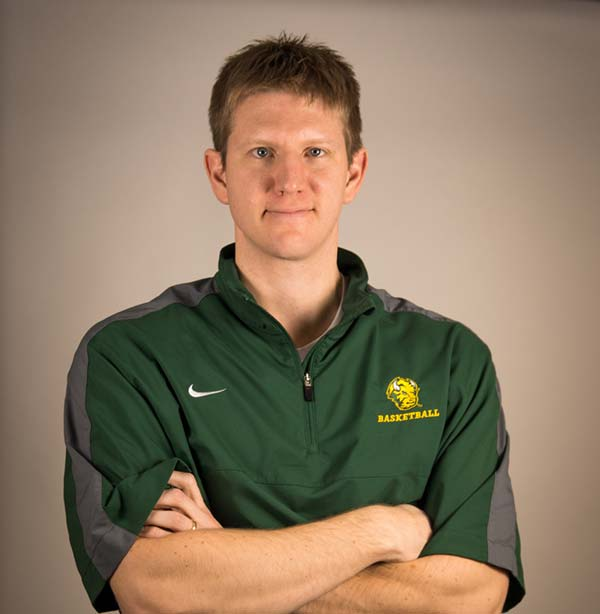 David Richman is the NDSU Bison Assistant Mens head basketball coach