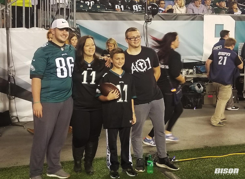 Lukas Kusters family