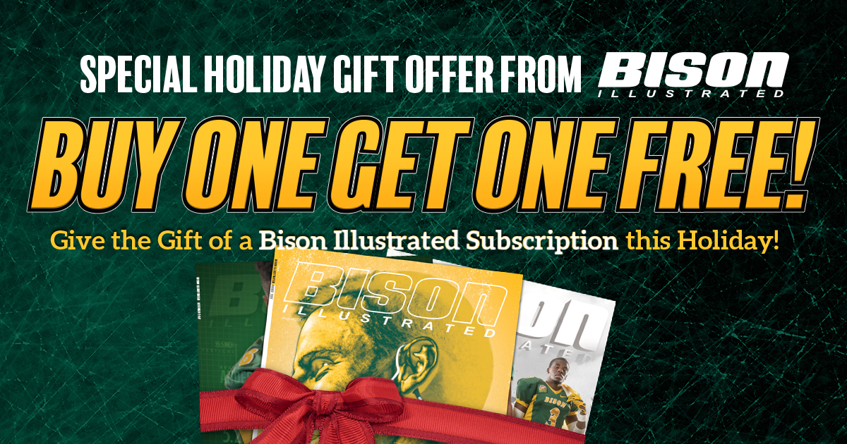 BOGO Bison Illustrated Subscription