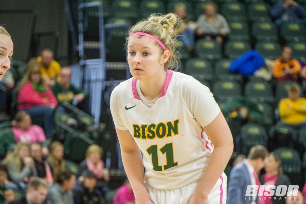 NDSU Bison Women's Basketball