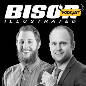 Swany Says Bison Illustrated media podcast